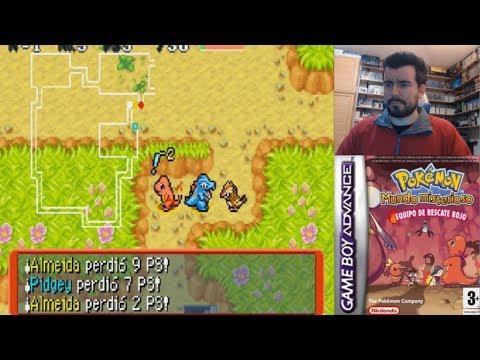 POKEMON MUNDO MISTERIOSO (Game Boy Advance) - Gameplay en Español GBA