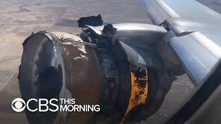 Boeing recommends some 777 planes ground for inspection after engine breaks apart mid-flight