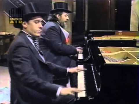 Night Music: Jools Holland & Doctor John as the