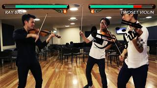 Video Game Violin Battle feat. Ray Chen