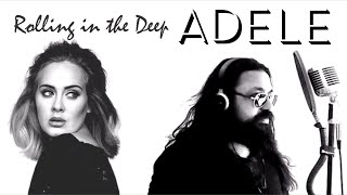 ADELE - Rolling in the Deep cover by #bambam