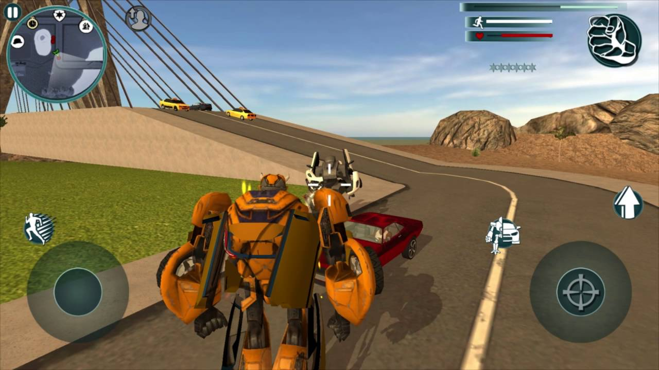 Play X Ray Robot on PC 2
