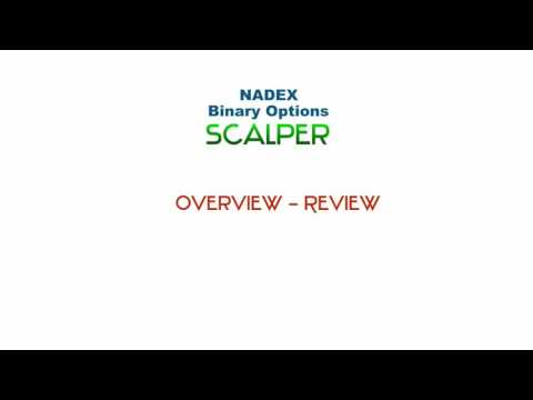 NADEX Binary Options Scalping Course   Review