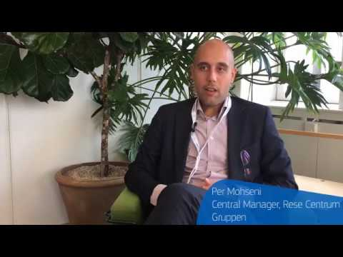 Amadeus: Think New and Think Together event