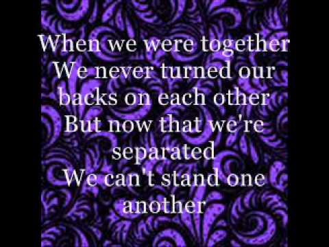 Avant - Separated lyrics