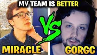 Miracle Ember Spirit ft Stormstormer vs Gorgc - They're Too Freaking Strong