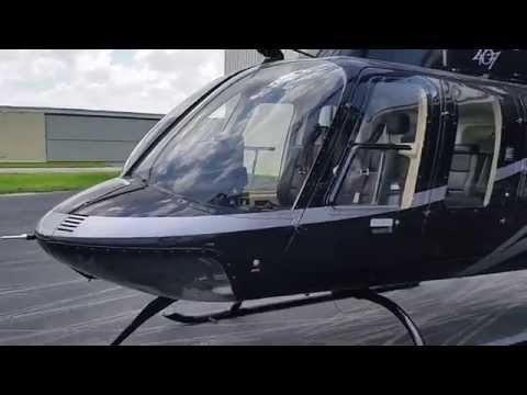 1998 Bell 407  Skywater Jets