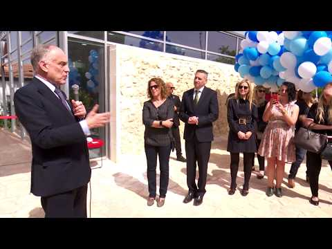 Cutting-Edge New Incubator And Networking Space Opens In Israel