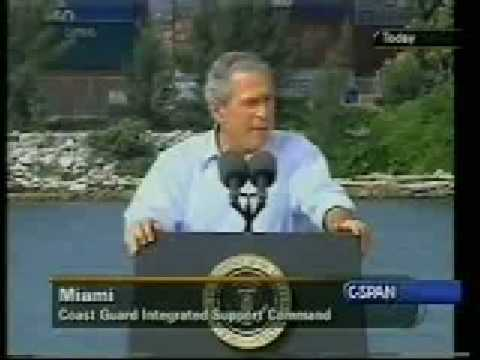 Најдобрите моменти на Џорџ Буш