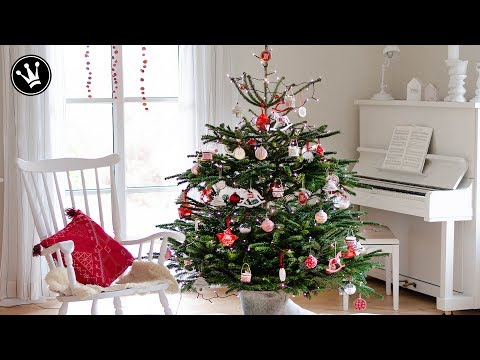 5 Weihnachts DIY IDEEN für den WEIHNACHTSBAUM | Weihnachtsdeko selber machen | VERLOSUNG