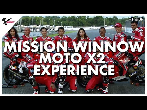 Mission Winnow Moto X2 Experience | 2019 #ThaiGP