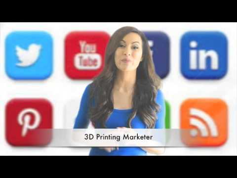 3D Printing Daily Social Media With Pinterest!