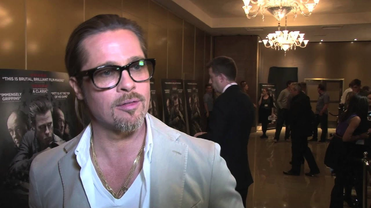 Brad Pitt on World War Z interview