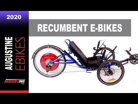 Recumbent E-Bikes ALL the Rage in 2020