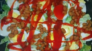 My Ghana Salad Recipe / So Easy!!