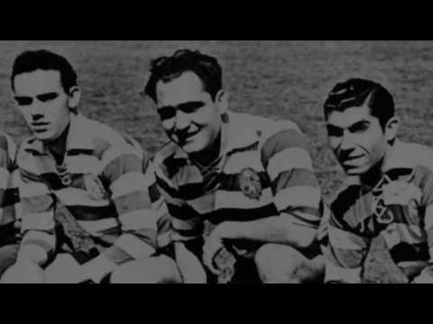 Peyroteo - Sporting CP (O maior goleador de todos os tempos)