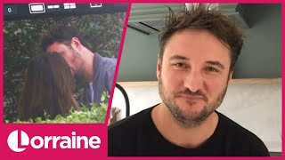 EastEnders' James Bye Reveals How They Filmed Their First Socially Distanced Kiss | Lorraine