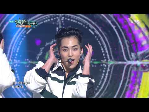 뮤직뱅크 Music Bank - POWER - EXO.20170915