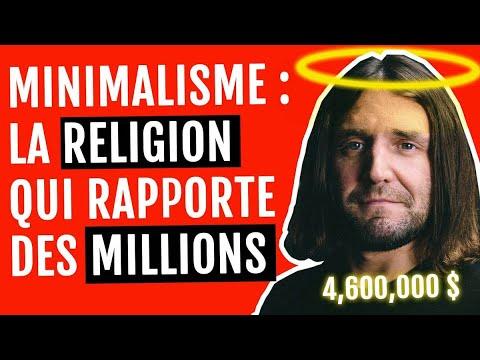 Comment le Minimalisme est devenu une religion qui rapporte des millions