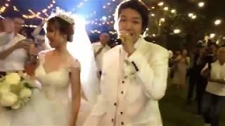 Ánh Nắng Của Anh - Đức Phúc & Kelvin Khánh @ Tiệc cưới VinZoi