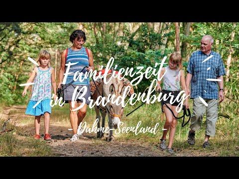#Familienzeit in Brandenburg: Das Dahme-Seenland