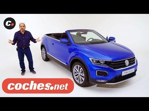 Volkswagen T-Roc CABRIO 2020 SUV | Presentación estática / Preview en español | coches.net