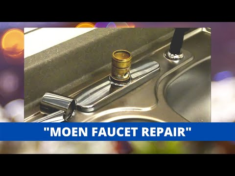 Replacing O Rings On A Delta Kitchen Faucet