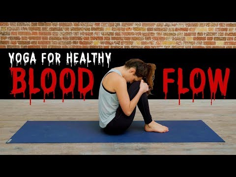 Yoga For Healthy Blood Flow  |  Yoga With Adriene