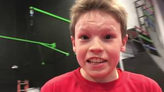 Ninja Kidz Teach Me How to Be an American Ninja Warrior Jr.