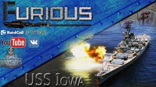 USS Iowa. Демократичный линкор