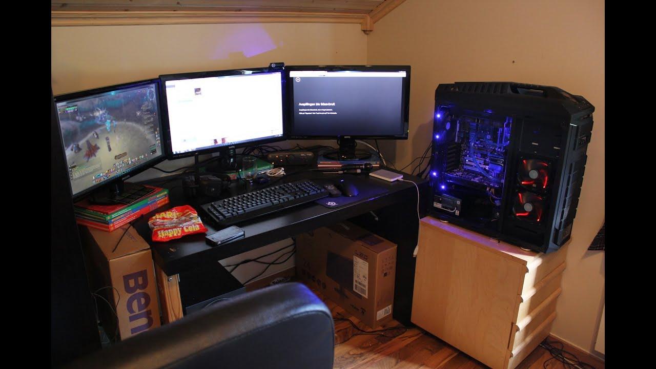Small Computer Desk Ideas