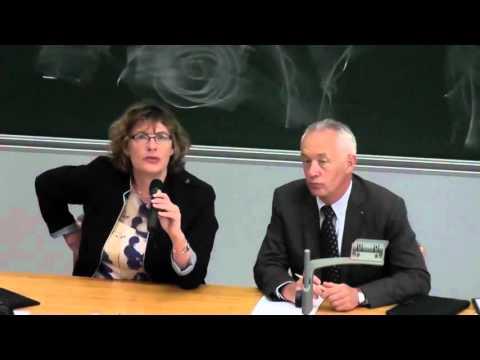 Conférence Réforme du collège Florence Robine DGESCO à Caen