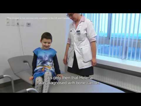 Saving a Six-Year-Old Cancer Patient's Knee