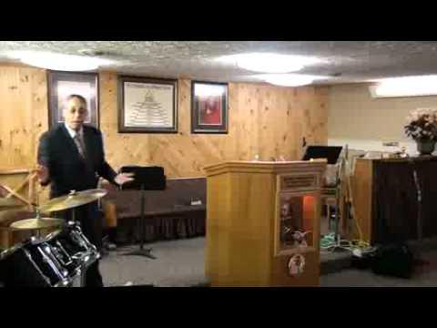 10-0718pm - Bringing The Word to Maturity Pt.2 - Gerald Hughes