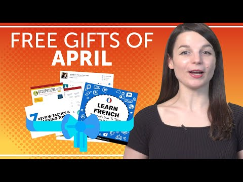 FREE Dutch Gifts of April 2019 photo