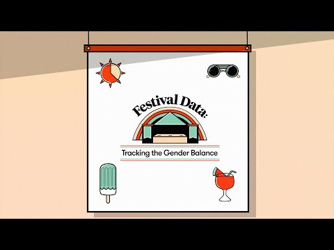 Festival Data: Tracking the Gender Balance of <a  href=