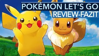 Endlich ein richtiges Pokémon für die Switch? Pokémon Let's Go Review-Fazit (Gameplay)