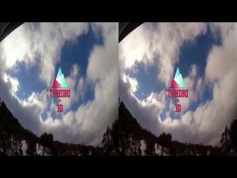 Thredbo in 3D - July 2014