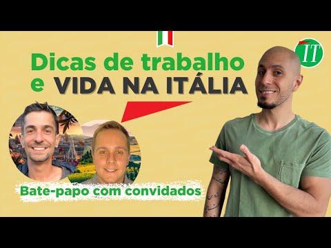 Vida e trabalho na Itália (2021)