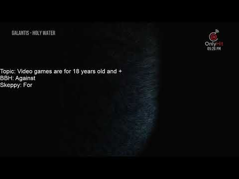 """""""Video games are for 18 years old and +"""" - Episode 14 - BBH & Skeppy"""