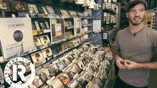 Record Shopping With Twenty One Pilots' Josh Dun