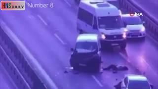 Mới nhất! Bạn sẽ ko dám xem No 7! Tổng hợp tai nạn đường phố(Street Accident car compilations #64)