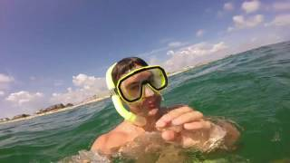 GoPro - Snorkeling on the Outer Banks