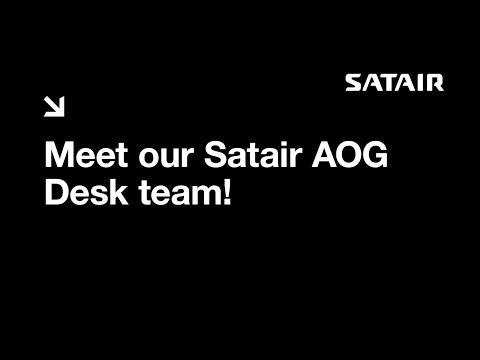 Satair AOG Desk