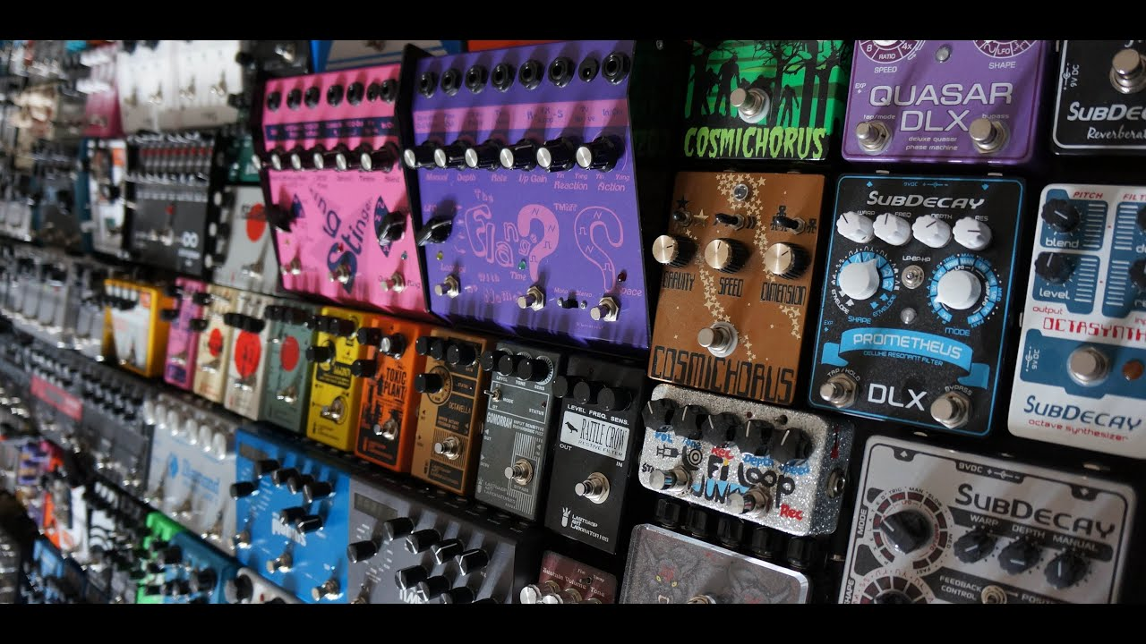 the best analog delay guitar effects pedals top 10 shootout youtube. Black Bedroom Furniture Sets. Home Design Ideas