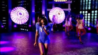 Alexandra Burke Broken Heels (LIVE)