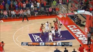 Highlights   Syracuse vs. Clemson