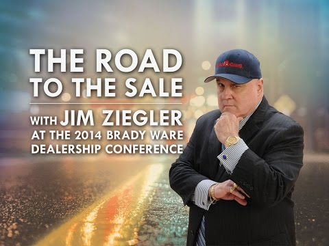 The Road to the Sale with Jim Ziegler