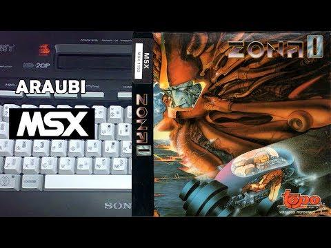 Zona 0 (Topo Soft, 1991) MSX [123] El Kiosko