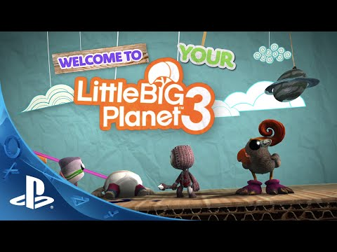 LittleBigPlanet™ 3 | PS3™ Trailer